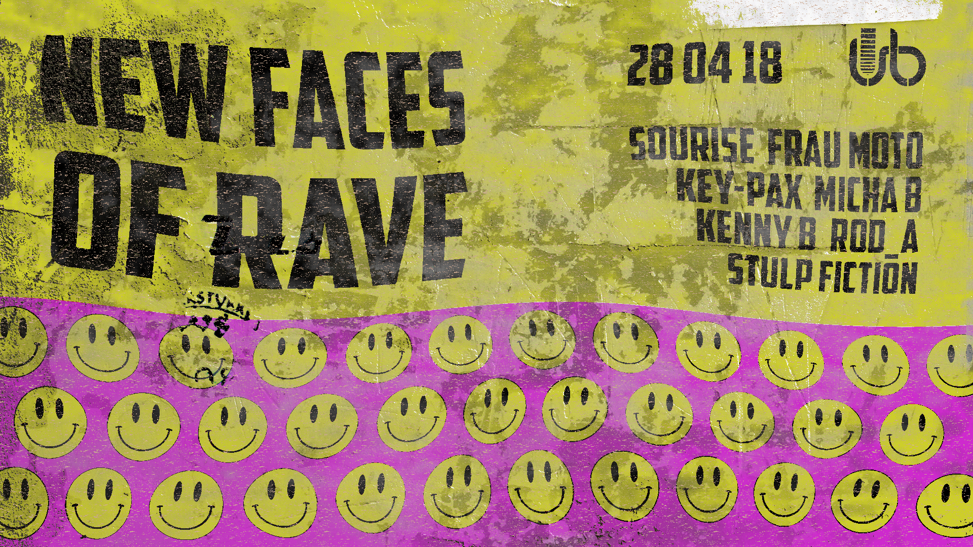 UBAR | New Faces Of Rave
