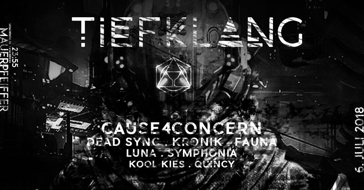 Tiefklang mit Cause4Concern (C4C Rec. | UK) - Classic Set
