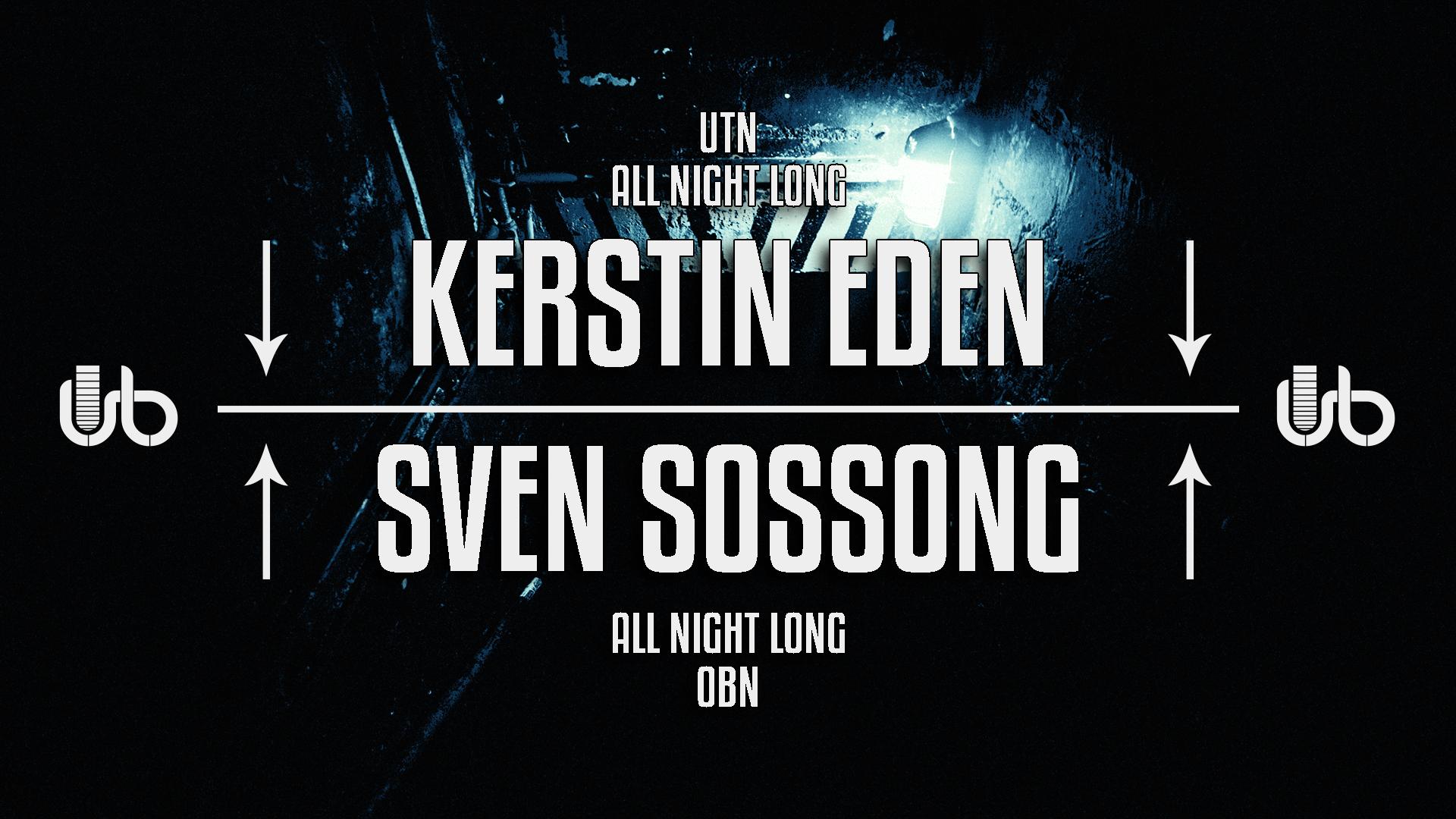 UBAR: ALL NIGHT LONG Kerstin Eden • Sven Sossong