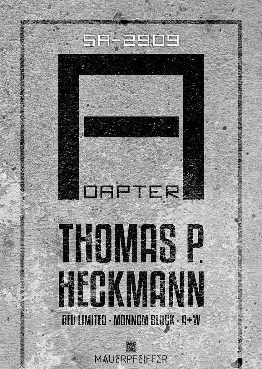 Adapter w/ Thomas P. Heckmann