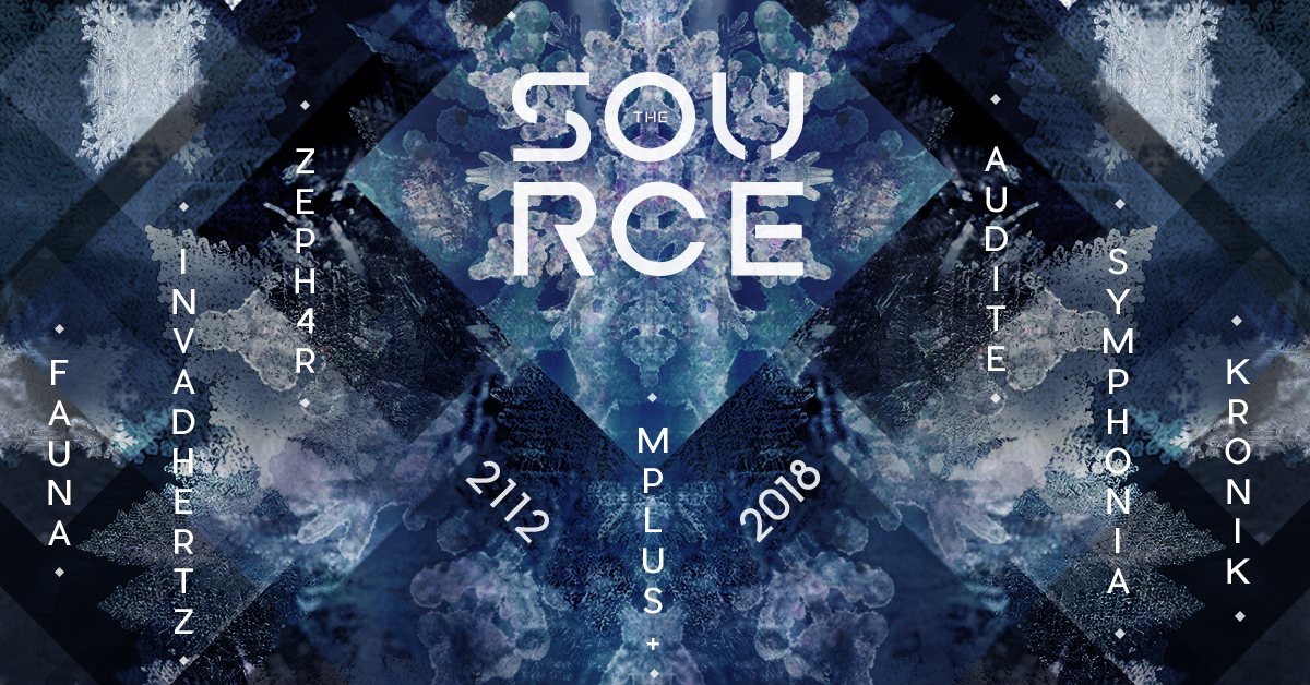The Source mit Invadhertz (Additcive Behaviour, Flexout | UK)