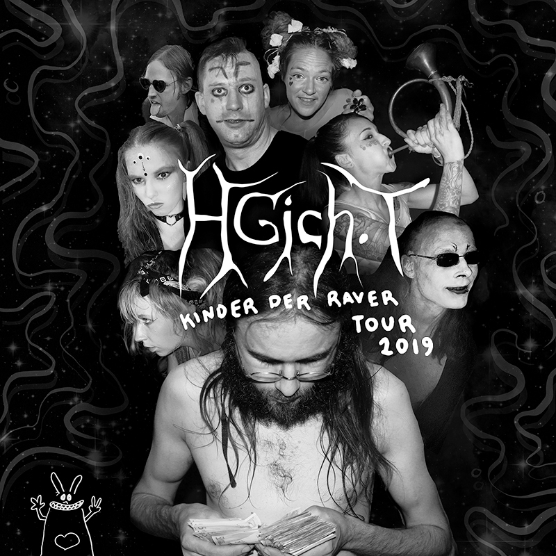 HGich.T   Kinder Der Raver Tour 2019