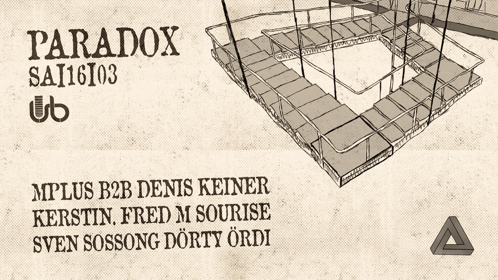 Paradox | UBAR - Dort wo alles anfing.