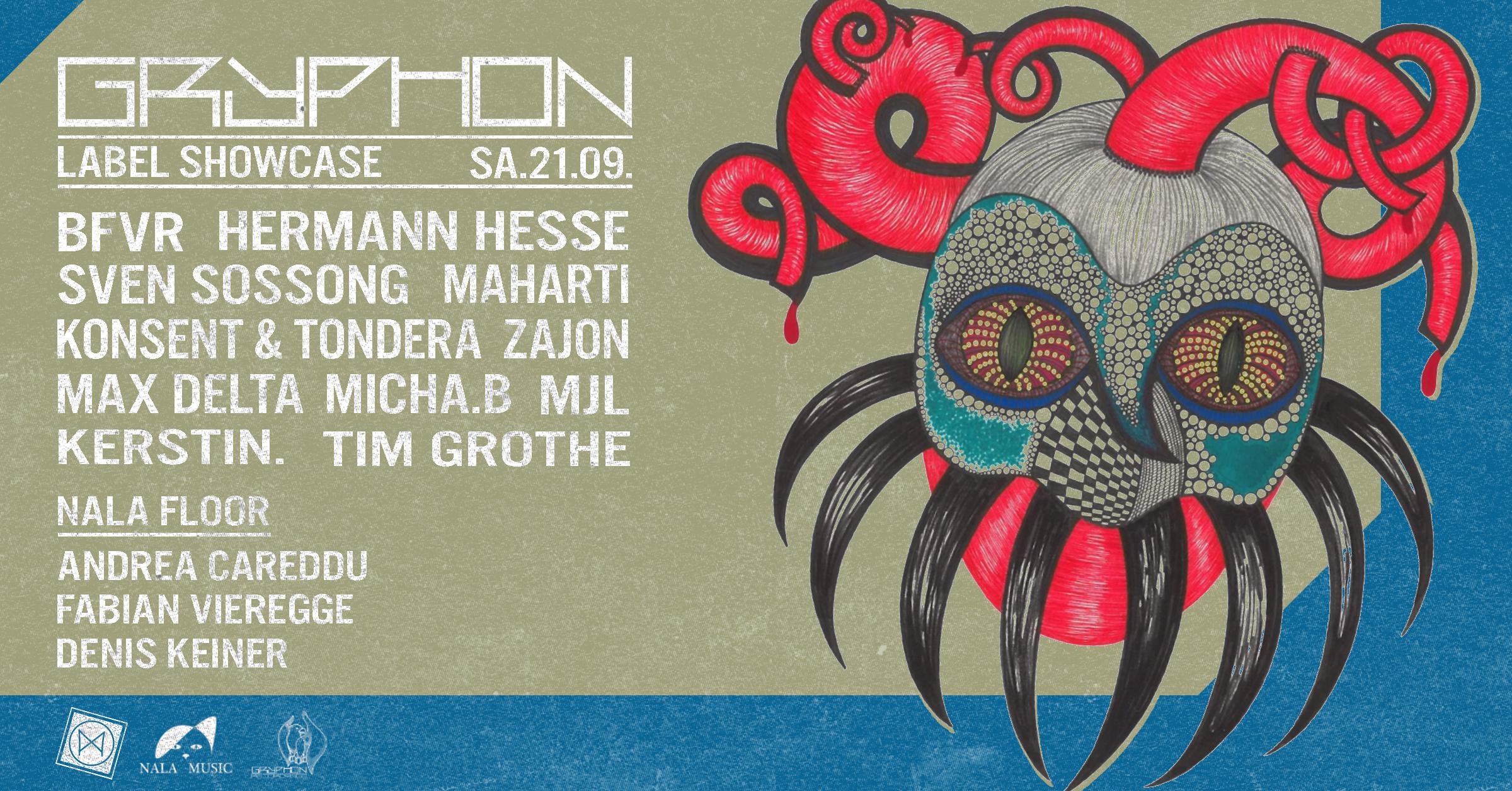 Gryphon Label Showcase