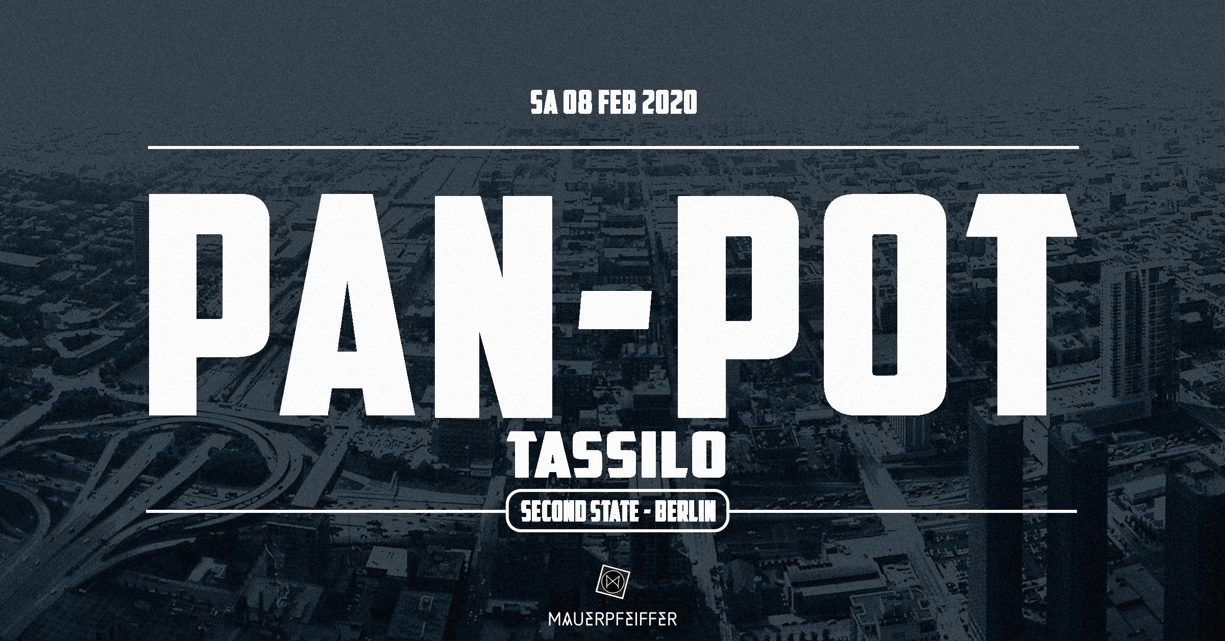 Pan-Pot (Tassilo, Second State - Berlin)