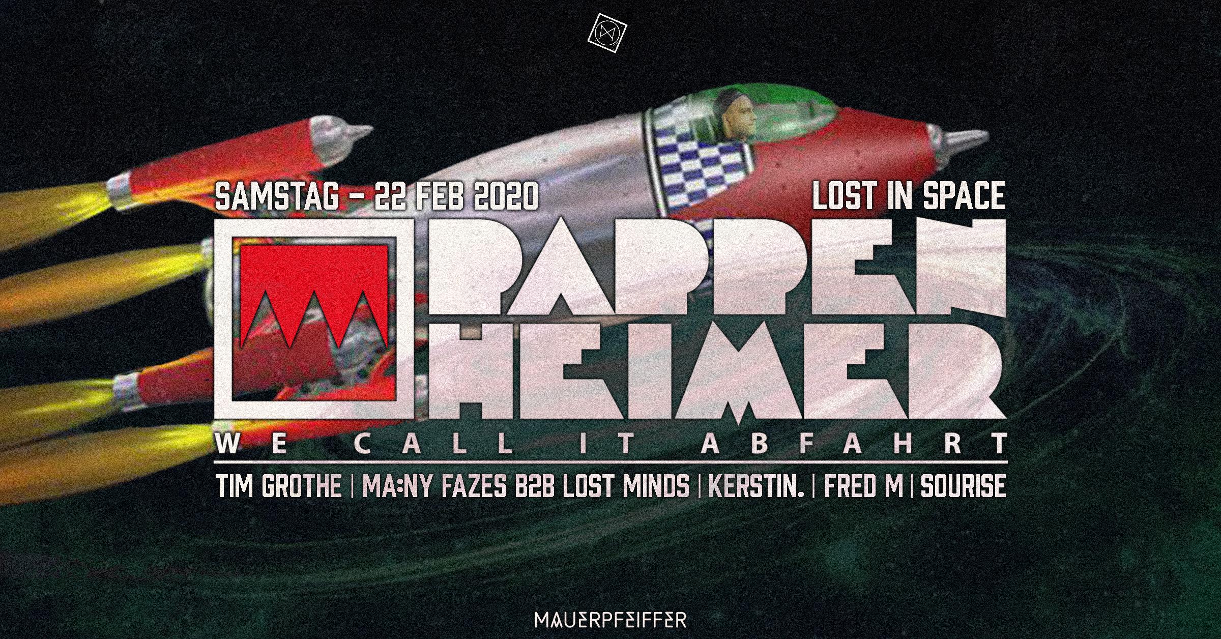 Lost in Space - Pappenheimer (7h DJ Set!)