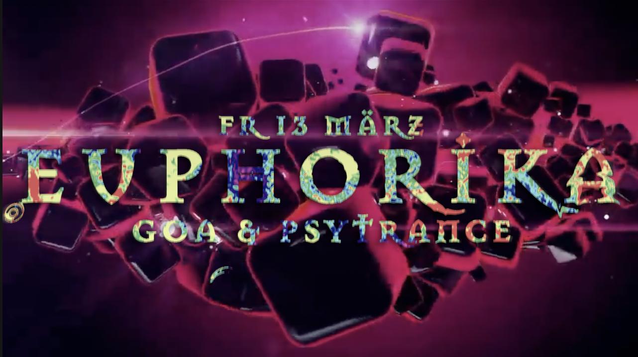 Euphorika ☬ Goa & Psytrance /w Mico-X