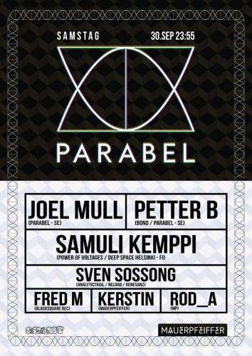 web Parabel Nacht