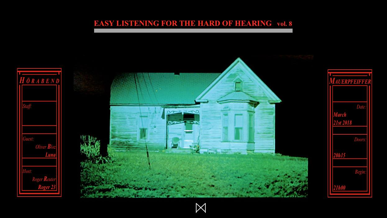 Hörabend I Easy Listening For The Hard Of Hearing