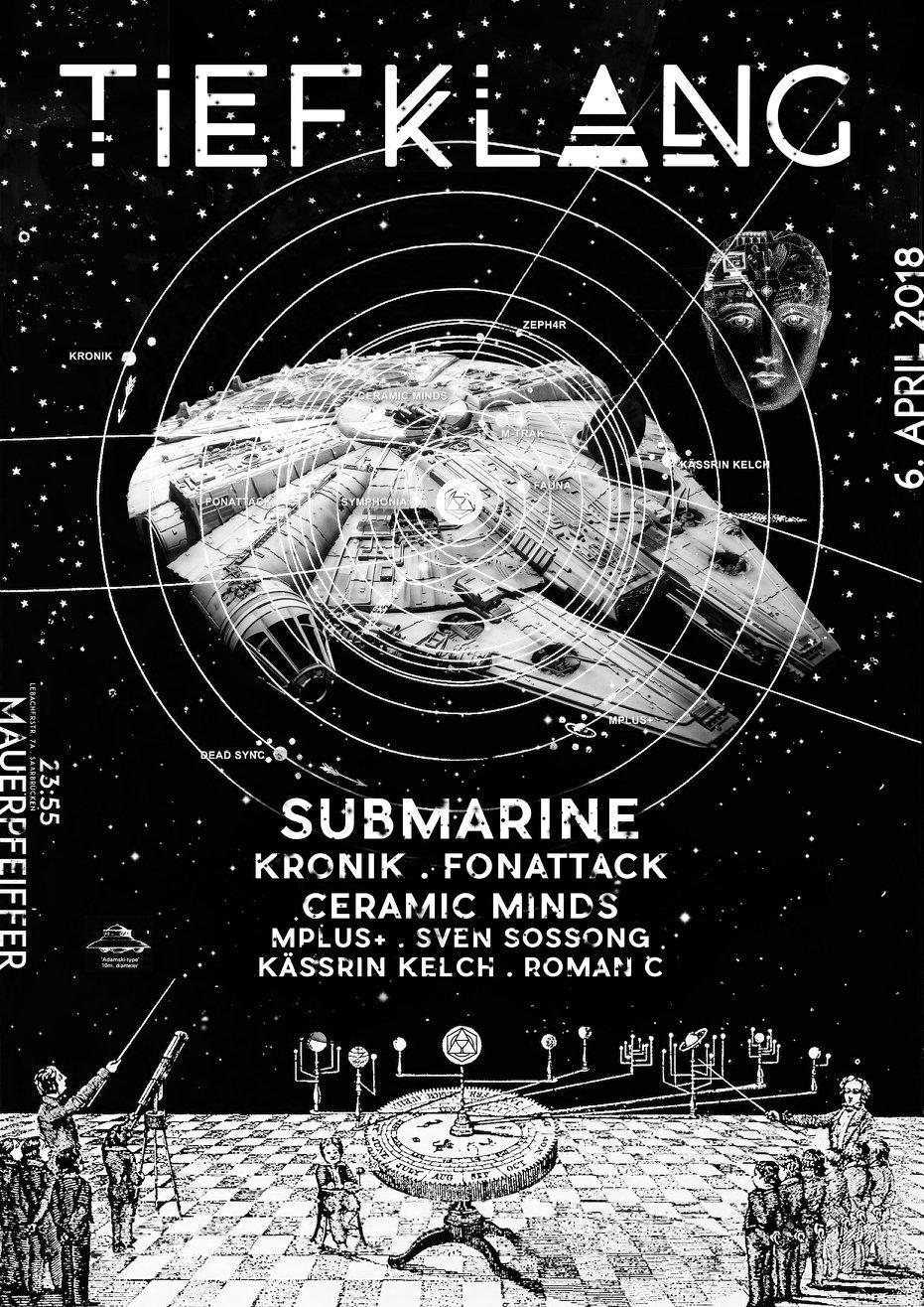 Tiefklang mit SubMarine (Cyberfunk, Demand)