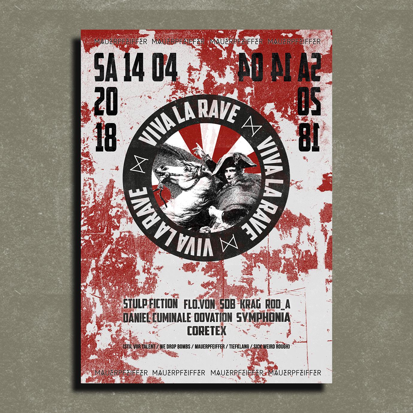 Clubnacht: VIVA la RAVE ULTRA