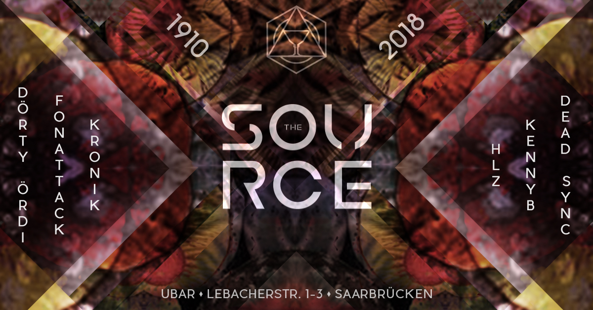 The Source mit HLZ (Metalheadz, Integral | UK)