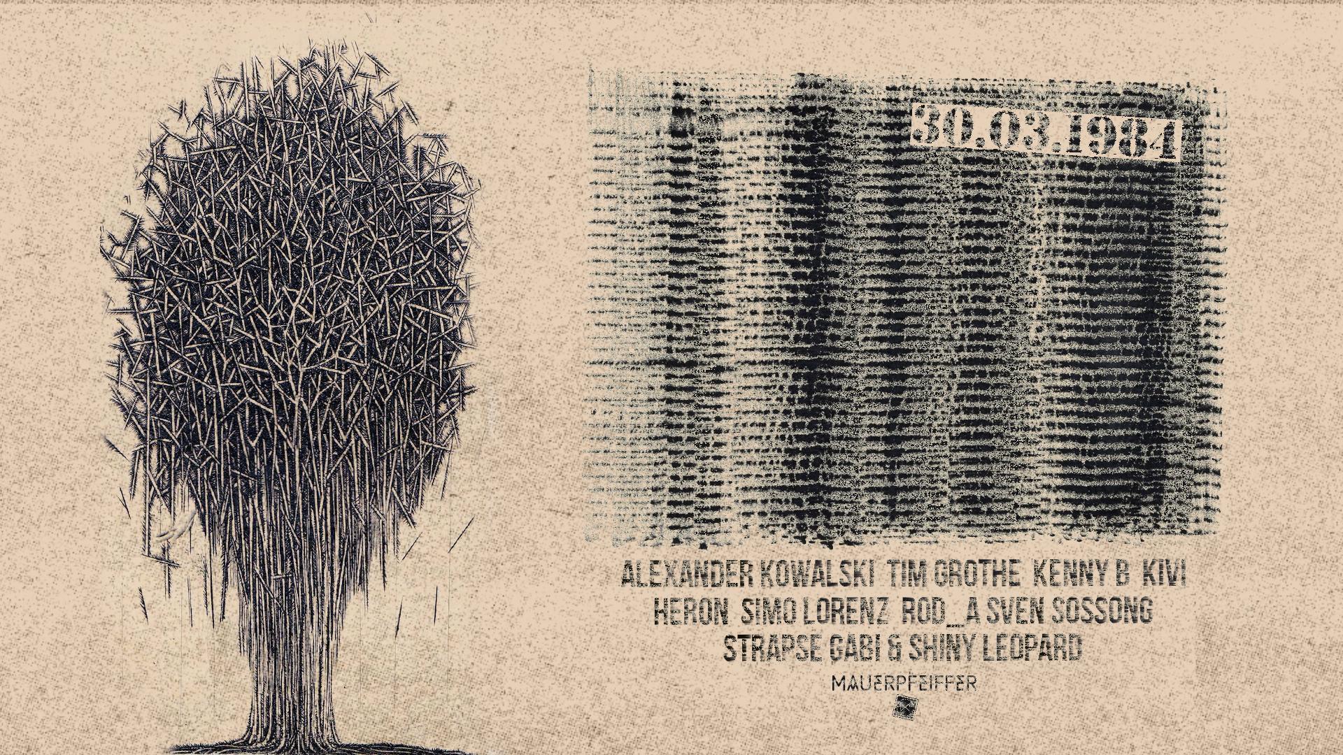 300384 - Alexander Kowalski live!, Simo Lorenz, Heron uvm.