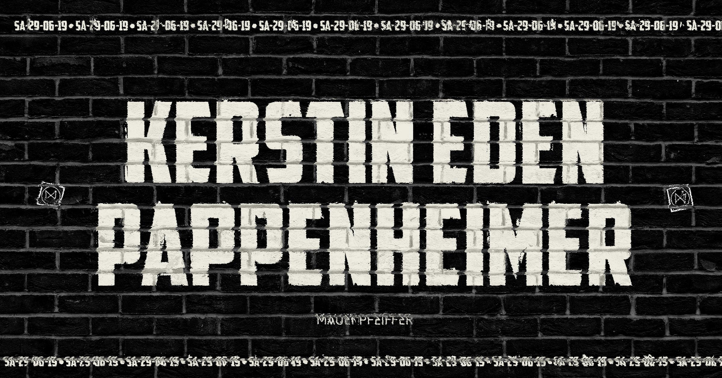 Draußen & Drinnen - Kerstin Eden & Pappenheimer
