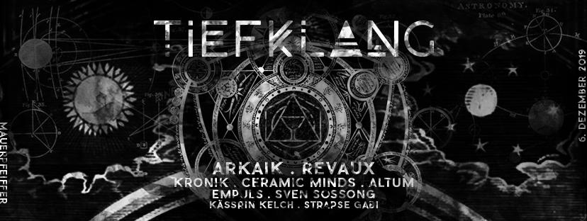 Tiefklang mit Arkaik & Revaux (Critical, Lifestyle | UK)