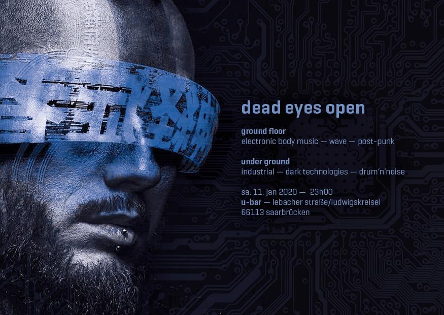 Dead Eyes Open @ UBAR